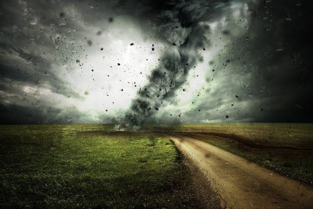 S'établir dans l'œil du cyclone